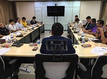 ประชุมตัวแทนแต่ละมหาวิทยาลัยเพื่อหารือการจัดการแข่งขันฟุตบอลลีกอุดมศึกษาหญิงแห่งประเทศไทย ประจำปี 2562-2563