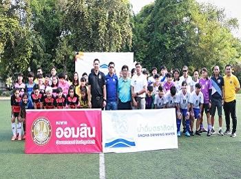โครงการการแข่งขันฟุตบอลหญิง ๗ คน
