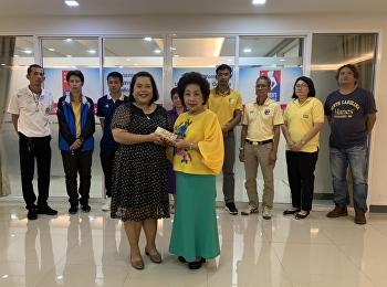 มอบเงินสนับสนุน10สถาบัน ในการจัดถ่ายทอดสดการแข่งขันฟุตบอลลีกอุดมศึกษาหญิงแห่งประเทศไทย ประจำปี 2563 จำนวนทีมละ 100,000 บาท